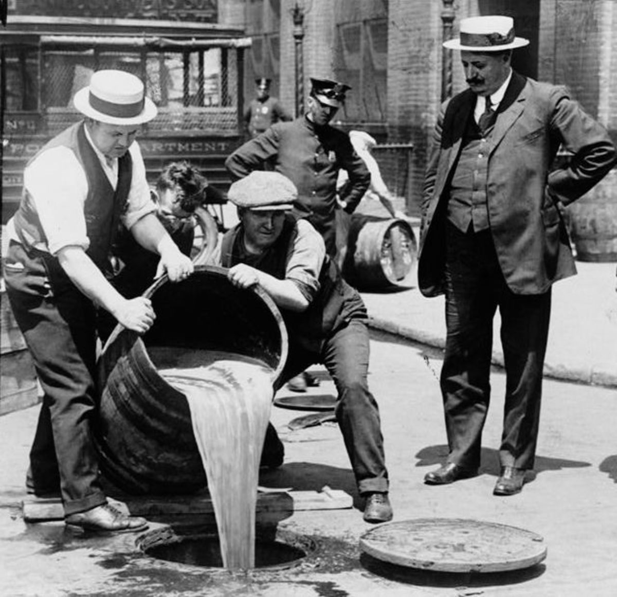 Bootlegging In America
