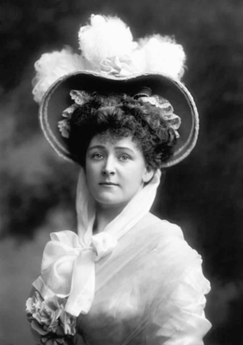 Daisy Brooke, Countess Warwick