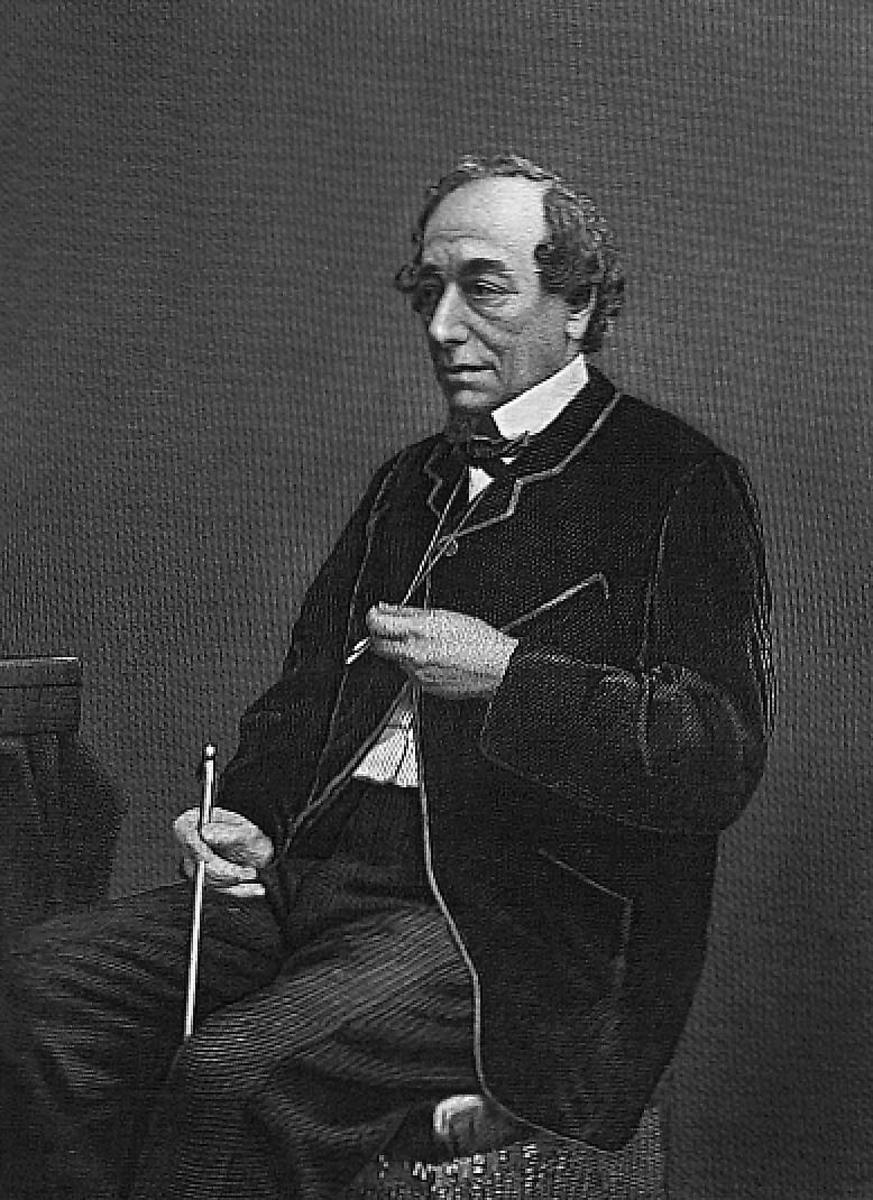 The Prime Minister Disraeli