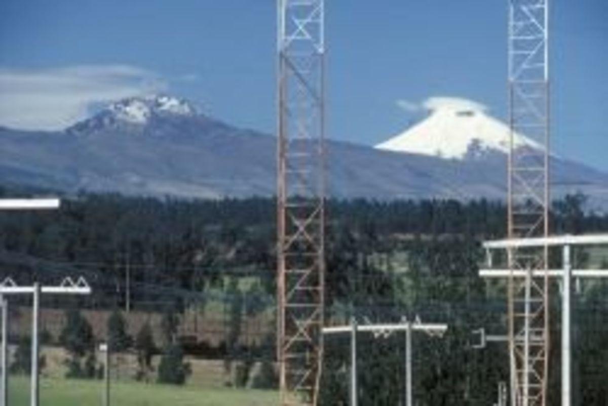 Transmitter Site
