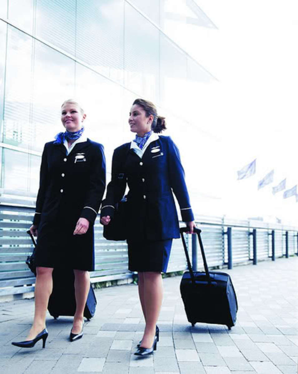flight attendant photo from photobucket