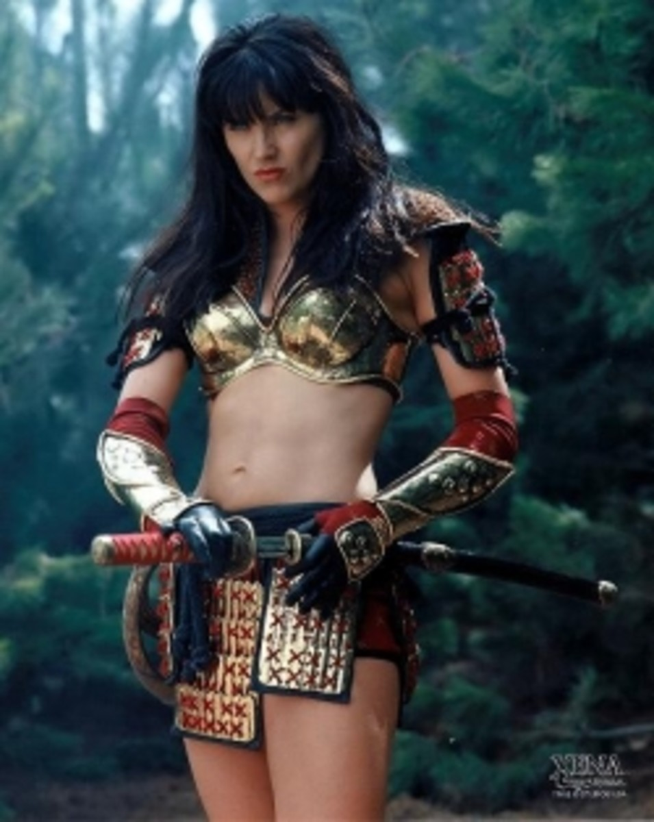 Xena the Warrior Princess Costumes and Accessories