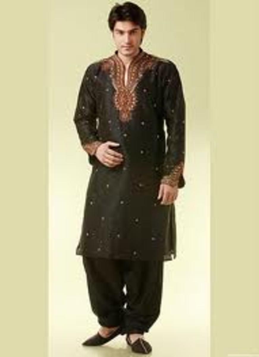 Pakistani Kurta-Pajama