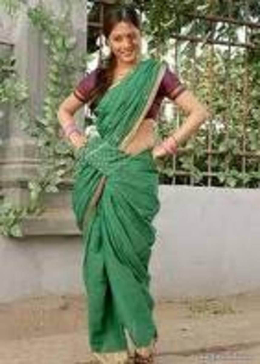 Maharashtrian Style