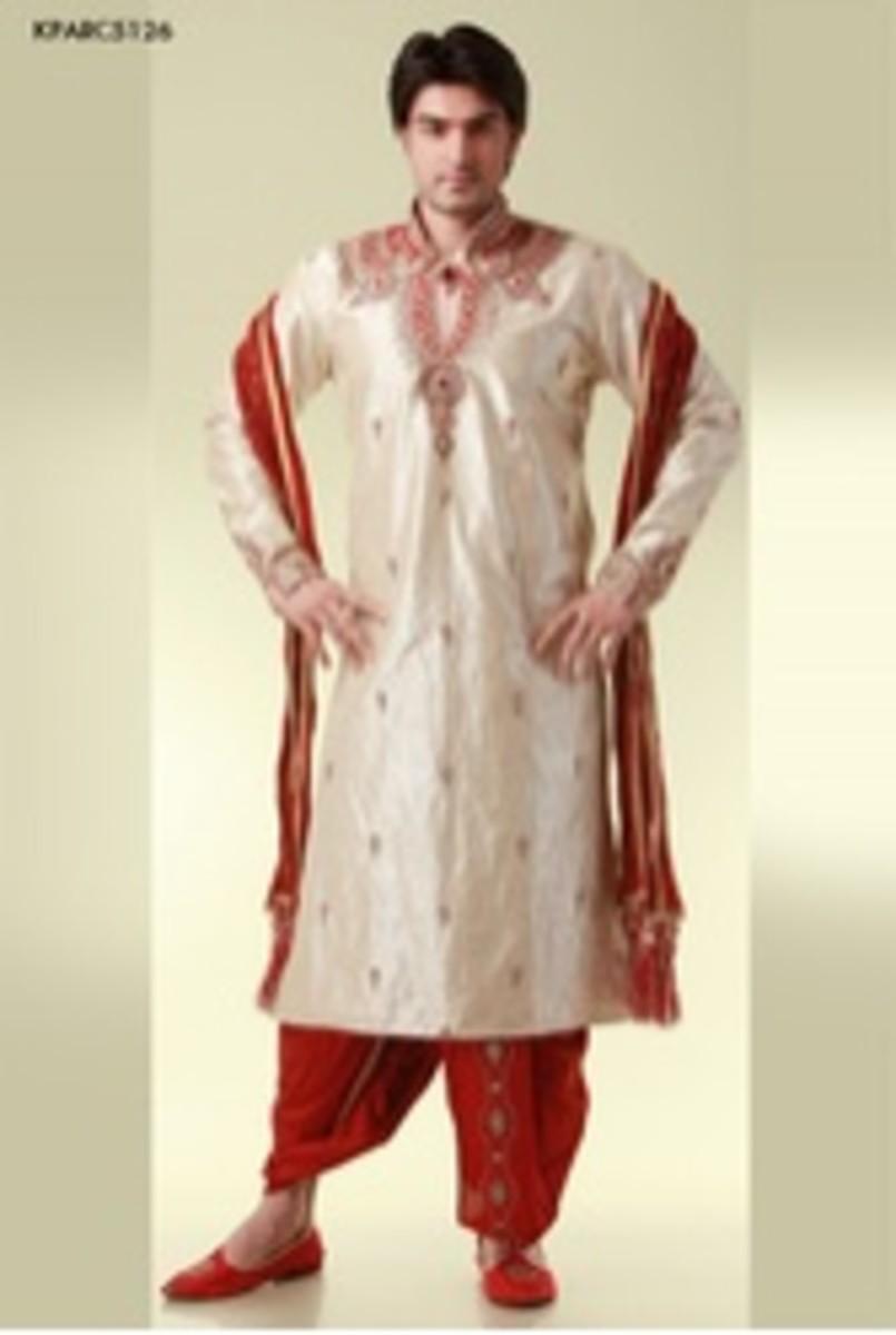 Punjabi Kurta-Pajama