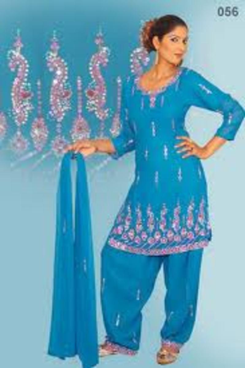 Punjabi Suite