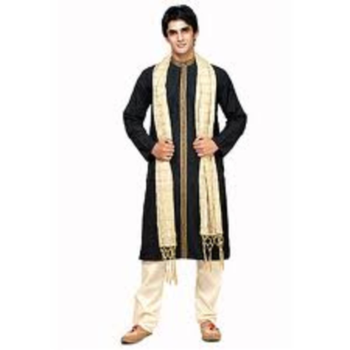 Indian Kurta-Pajama