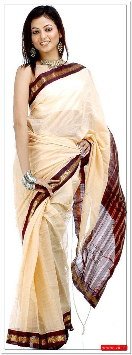 Sarees (also known as Sari)