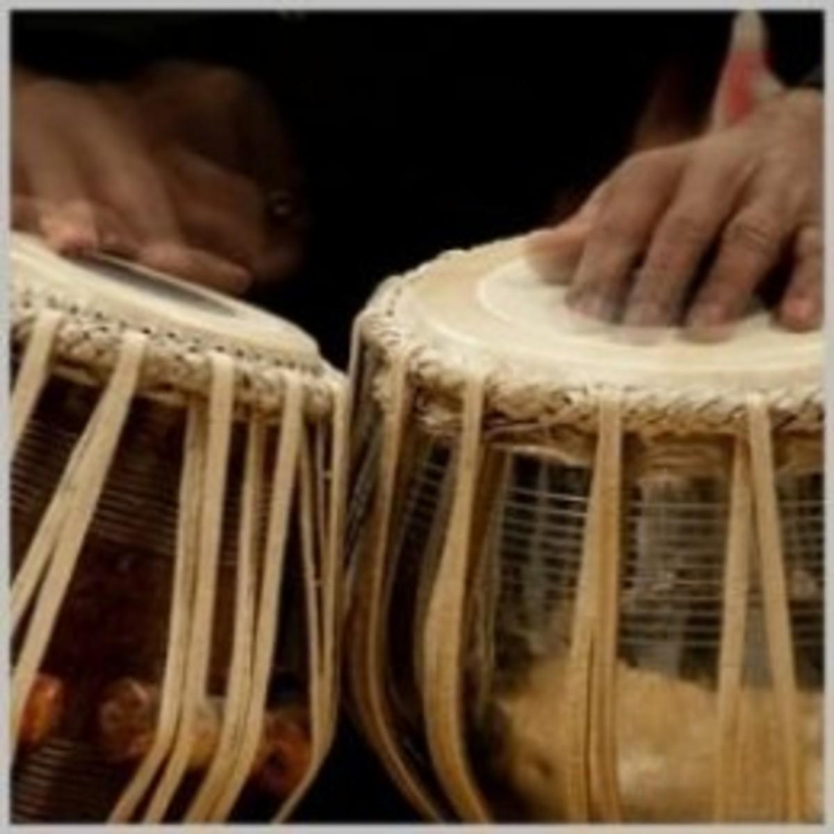 Tabla - Folk Musical Instrument