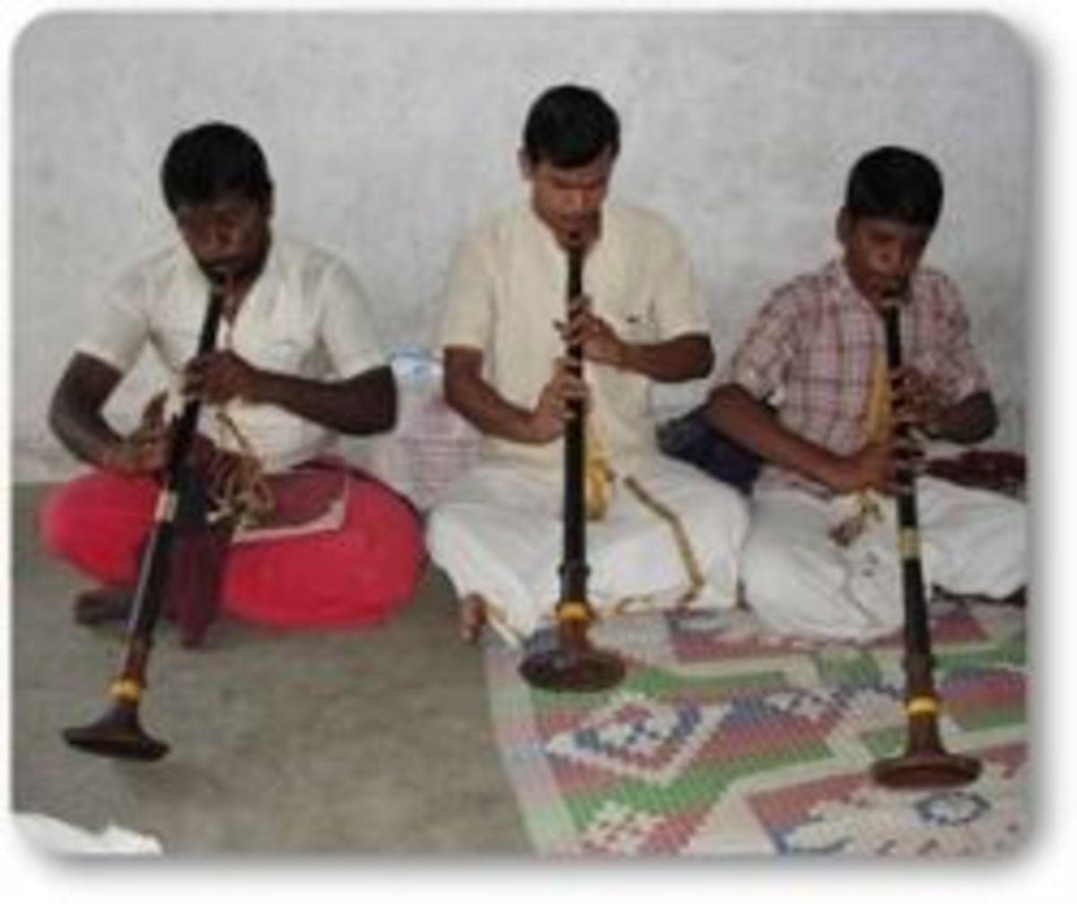Nadaswaram - Musical Instrument