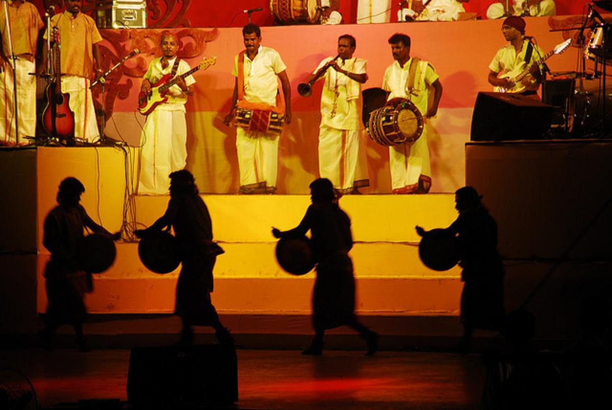 Tamil Nadu Folk Music
