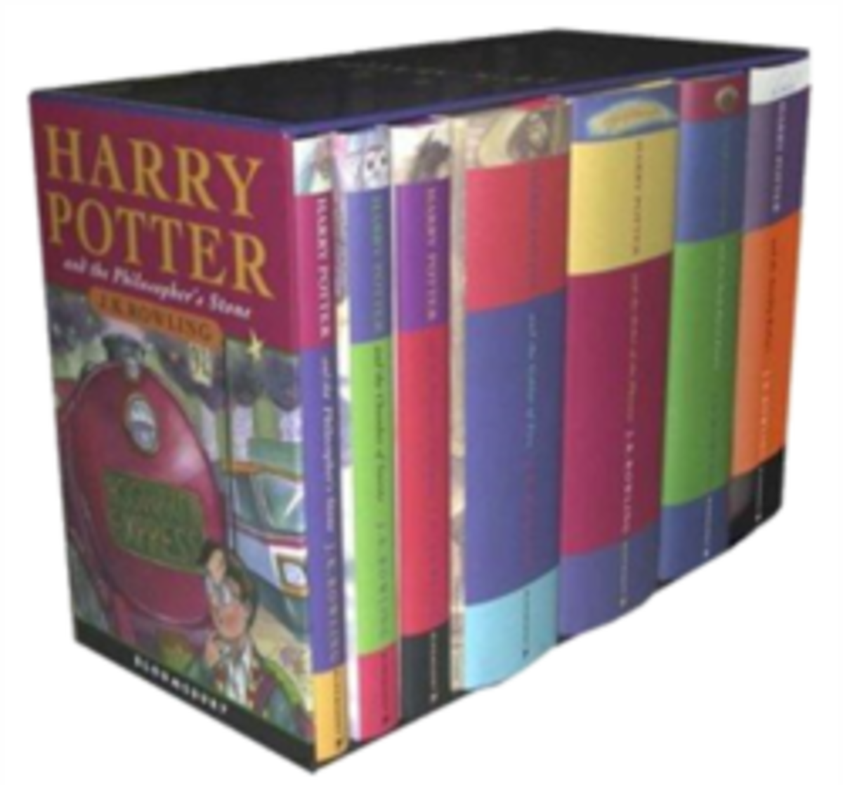 Wikipedia Harry Potter series