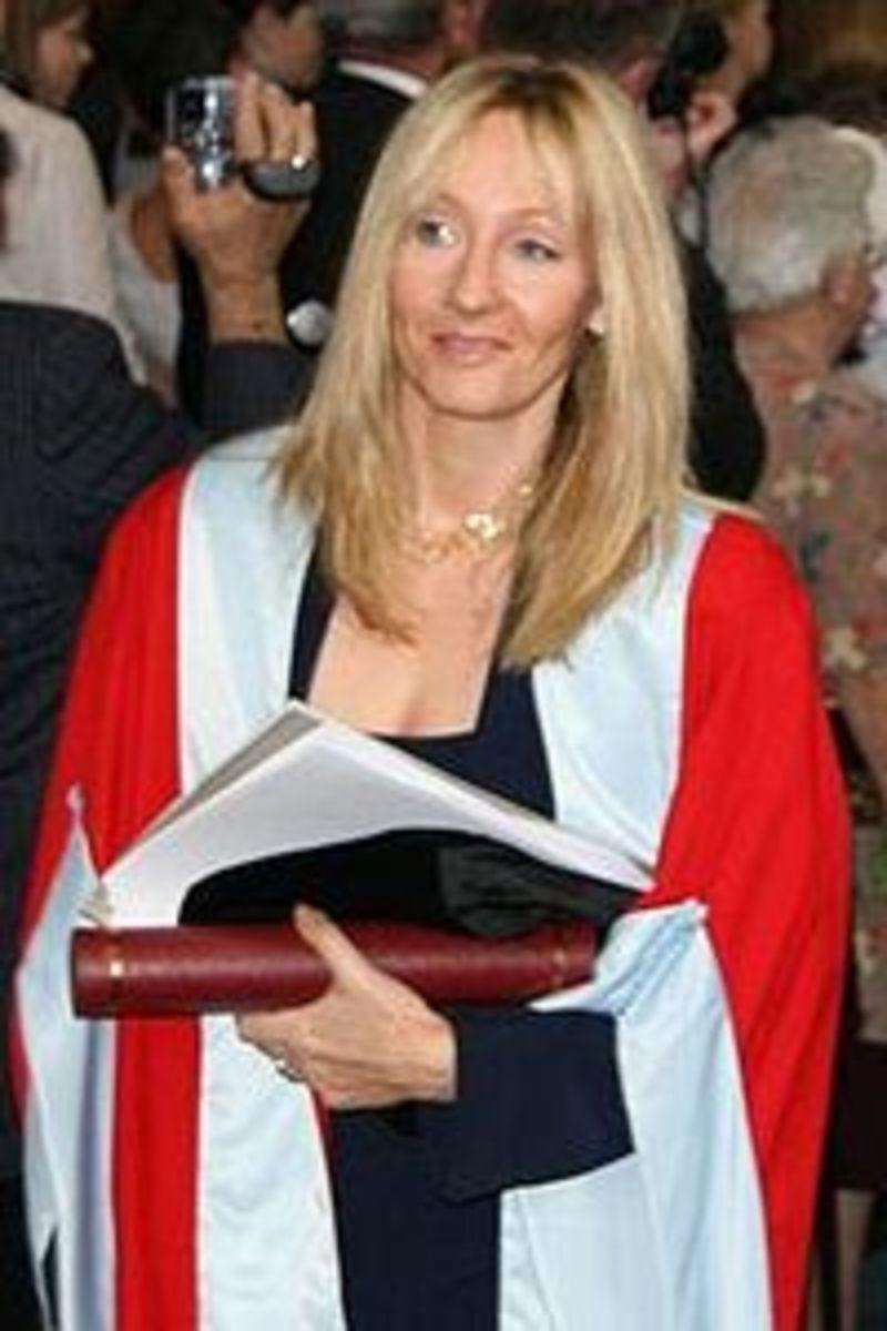 J K Rowling Wikipedia