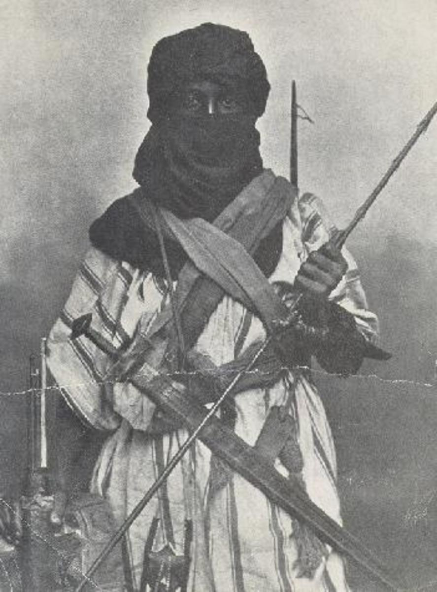 Black Moors People