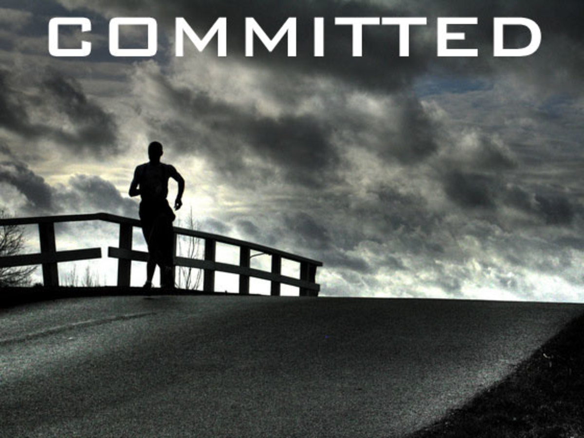The Prayer of Commitment