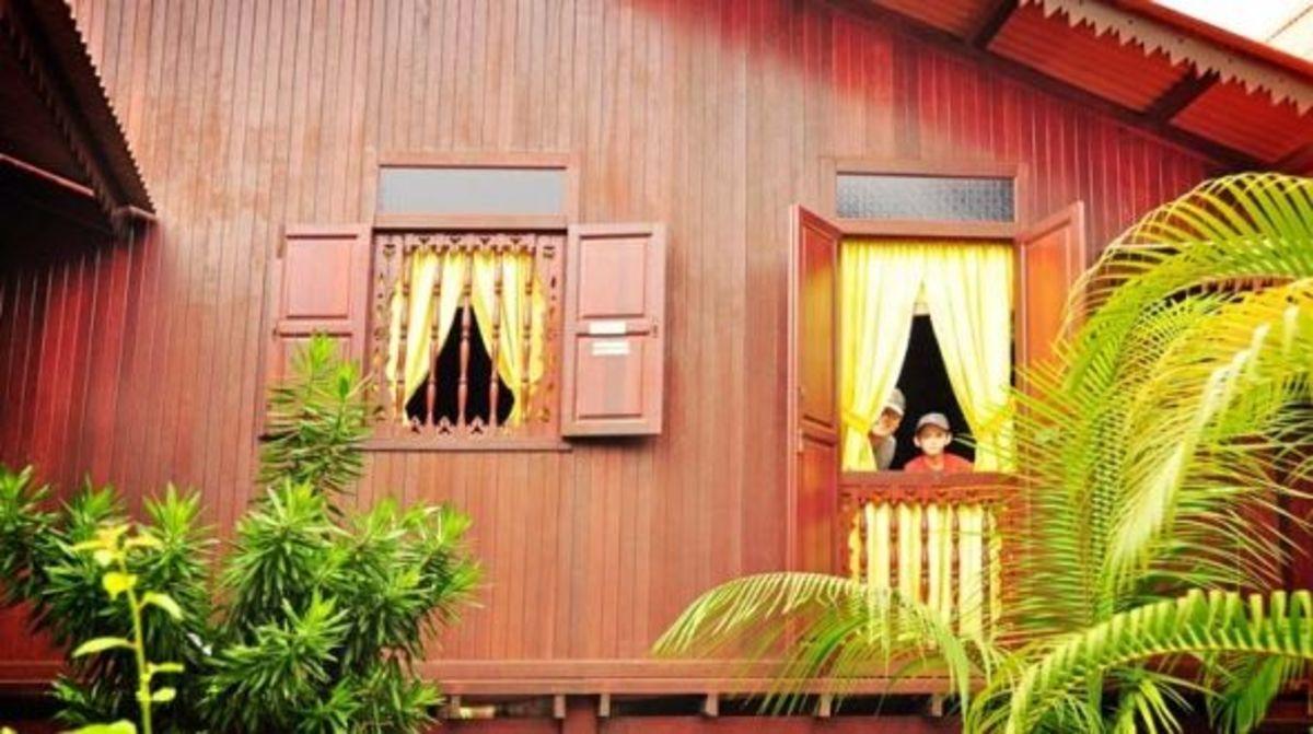 Melaka-homestay