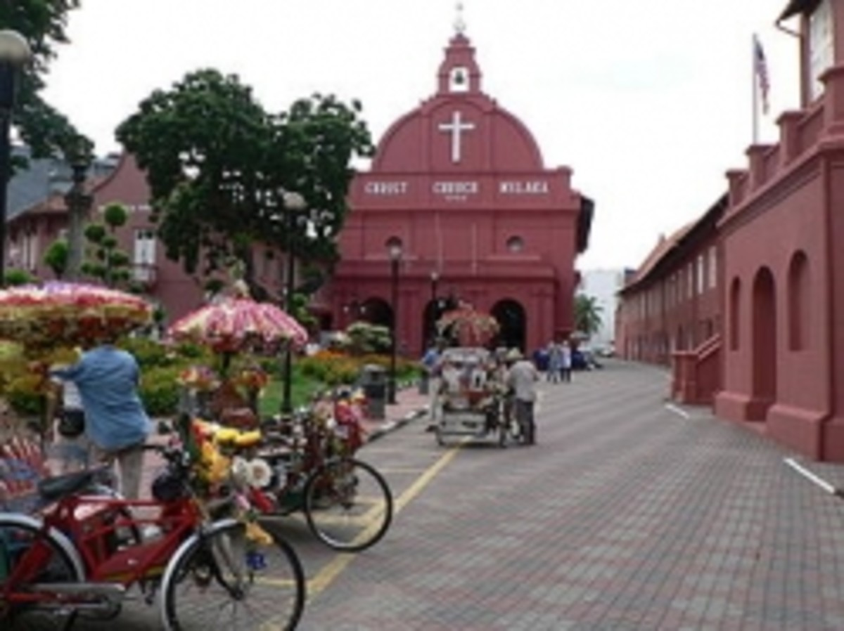 Top Ten Places To Visit In Melaka, Malaysia