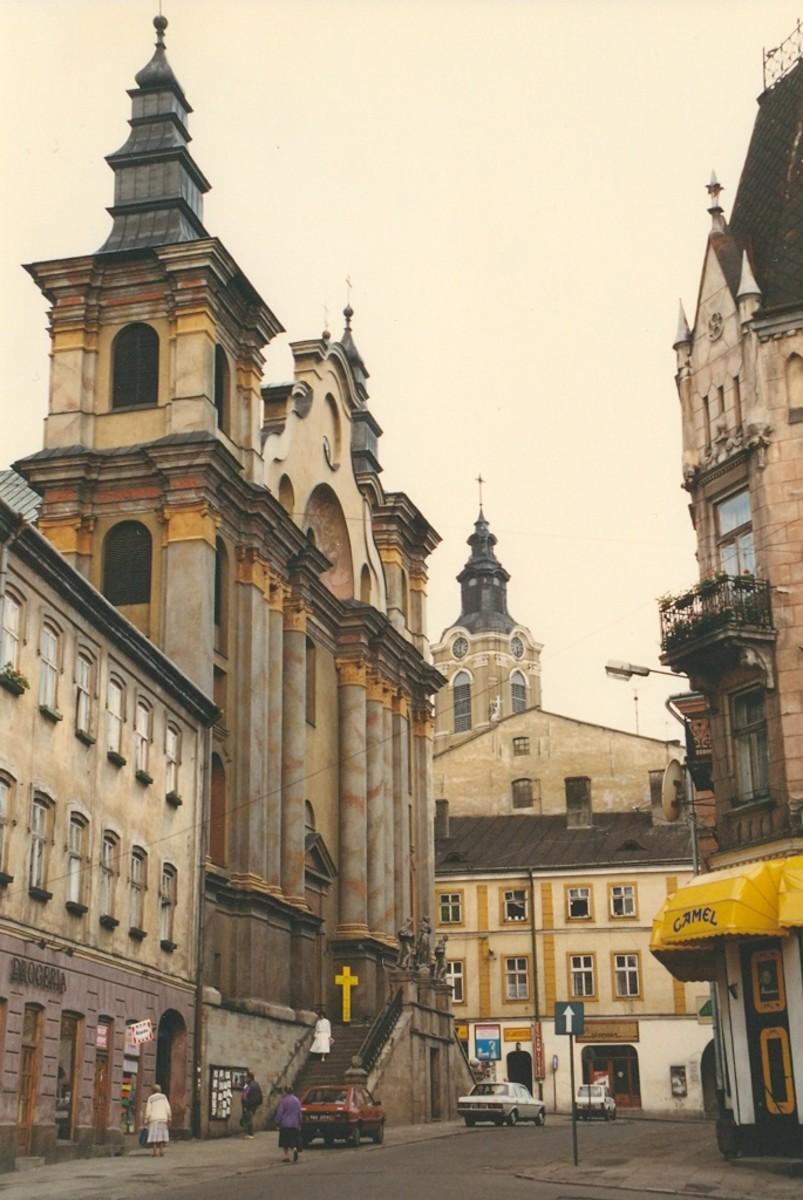 Przemysl, Poland.