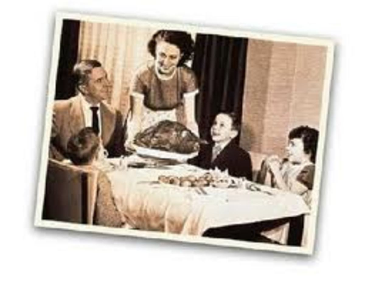 Many families have their own unspoken and unwritten agenda which each family member must conform to.Some families tend to disparage any member who elects not to conform to the prevailing family paradigm.