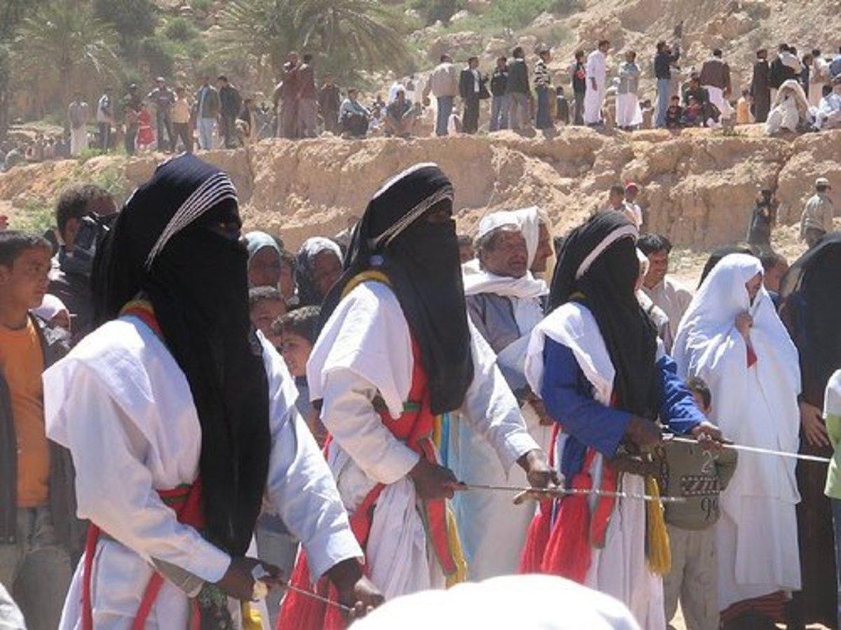 3 Bla-Maors(Libyan Moors)