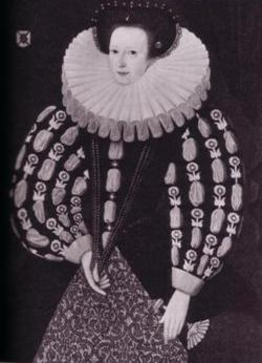 Luce Morgan (1560?-1610)