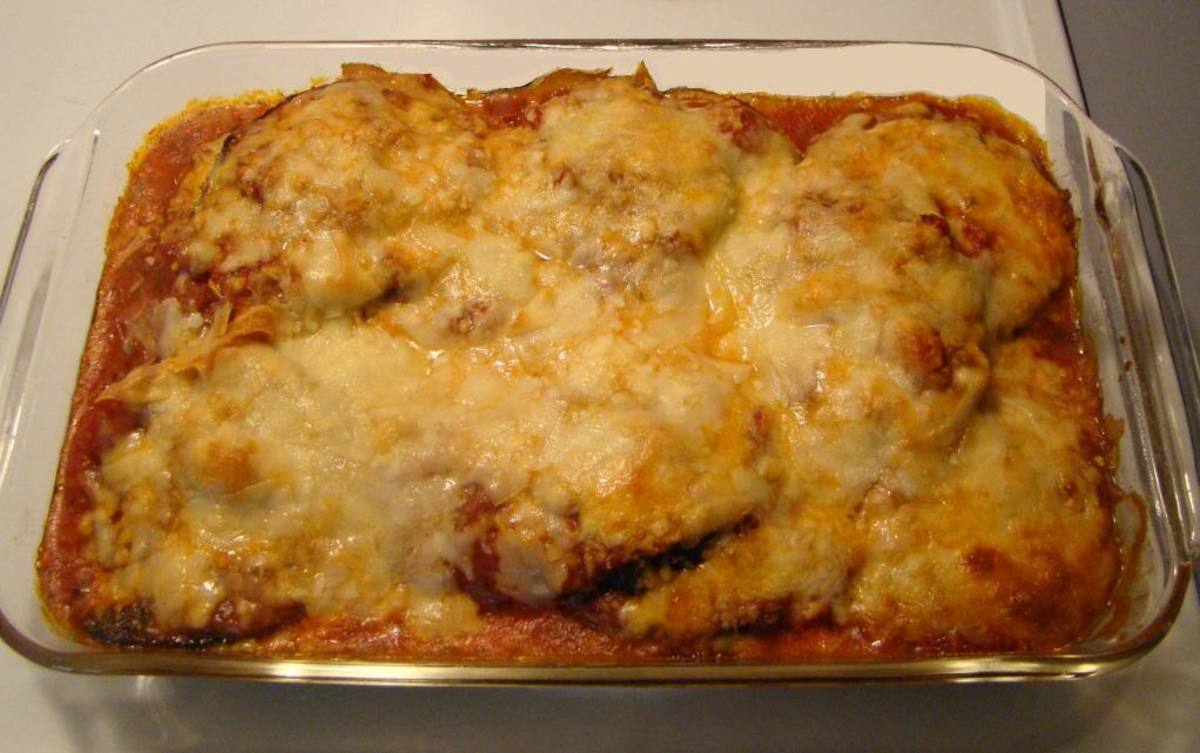 recipe-eggplant-parmesan