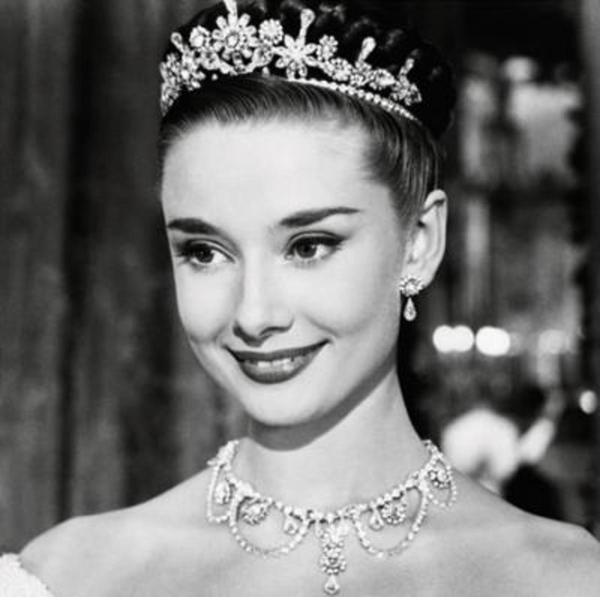 "The Princess of  ""Roman Holiday"""