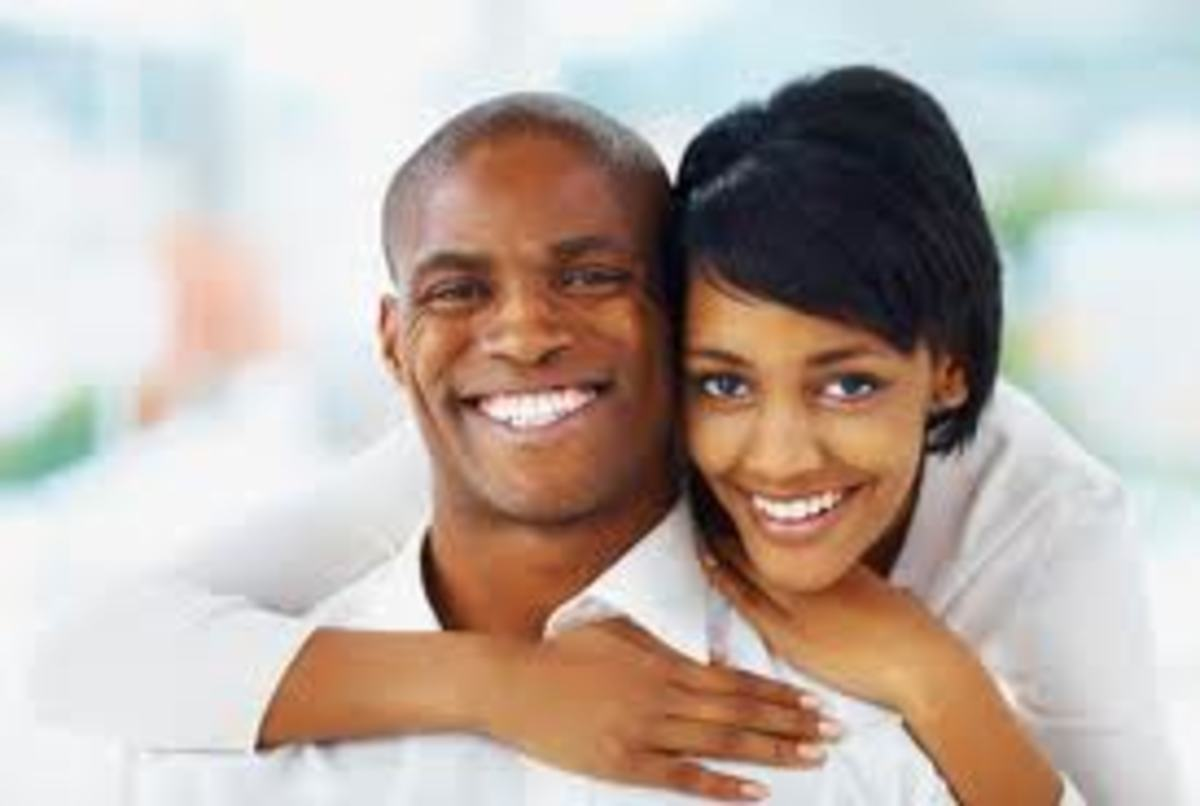 Some successful Black men, who come from more impoverished backgrounds, once they become more affluent, tend to avoid dating dark-skinned Black women who remind him of his impoverished origins.Light-skinned Black women,to him,signify success/arrival.