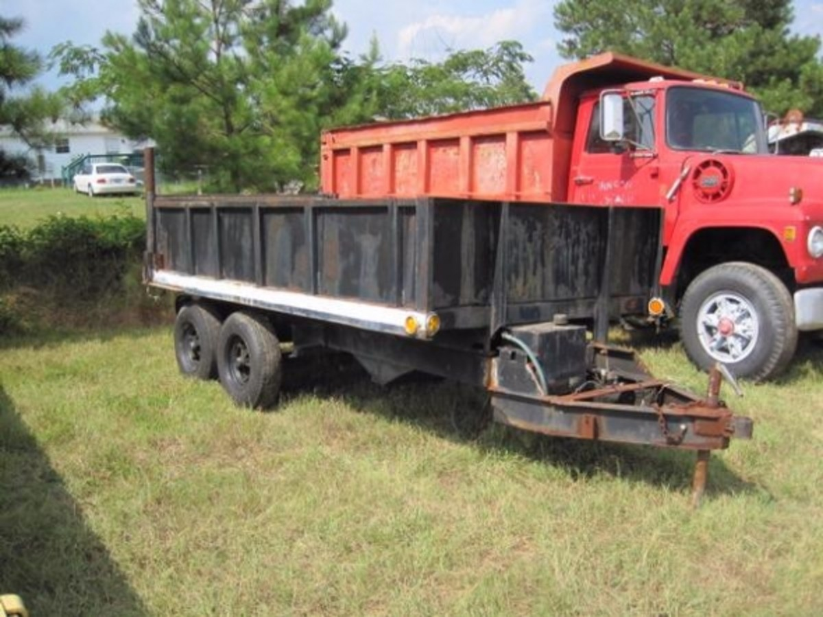 Build Your Own Hydraulic Lift : Build your own dump trailer hubpages