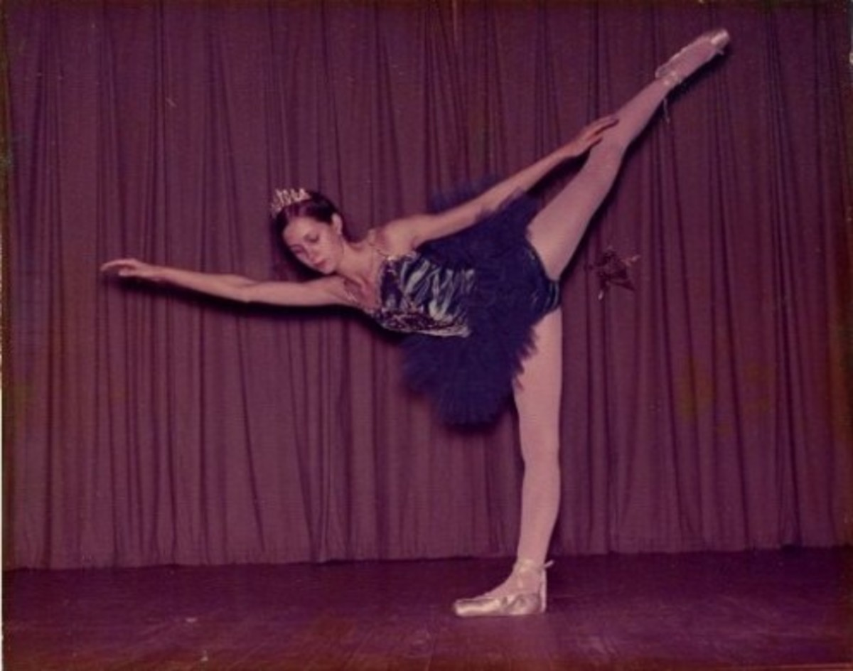 My Glory Days as a Ballet Dancer
