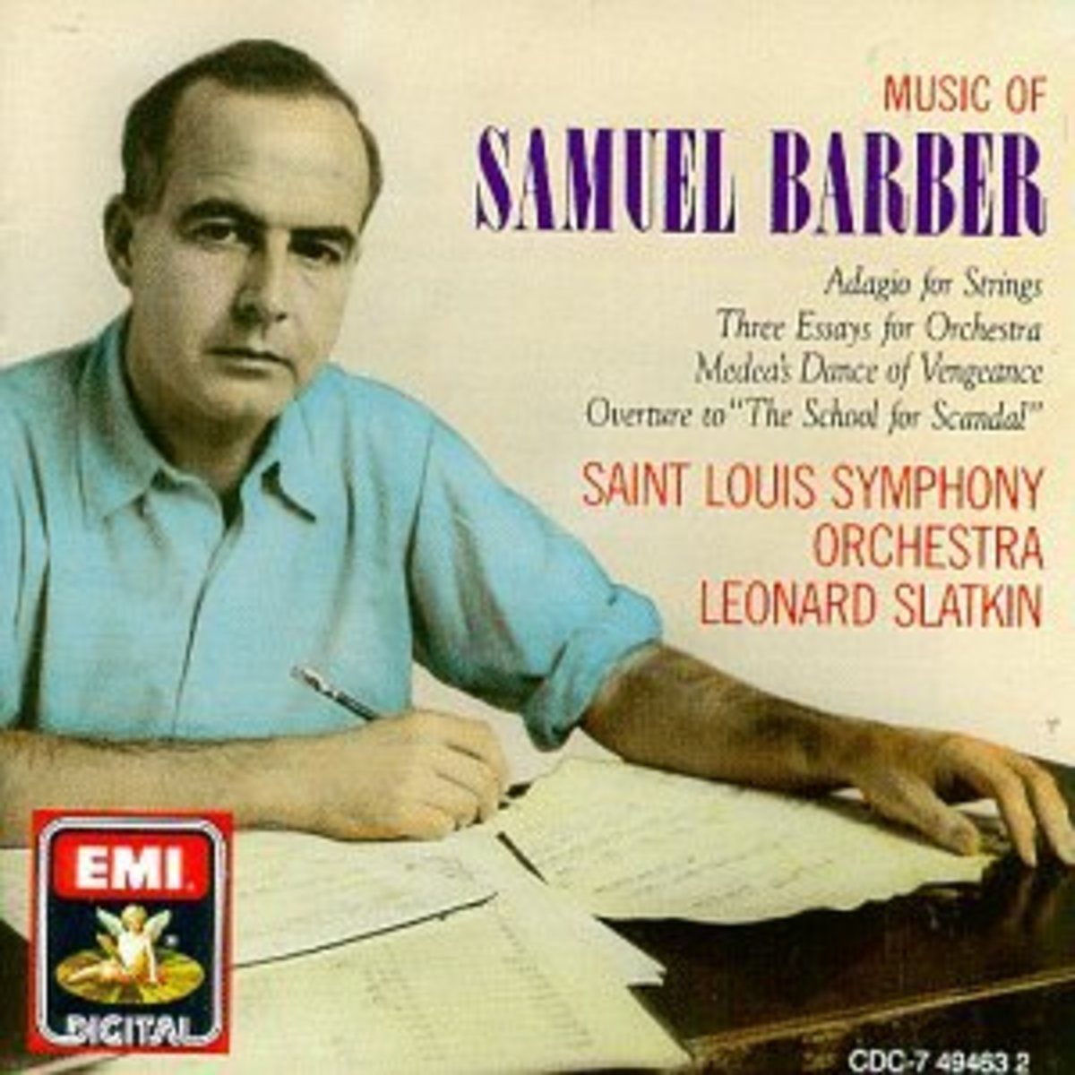 20th Century Classical Music: Analysis of Adagio for Strings by Samuel Barber