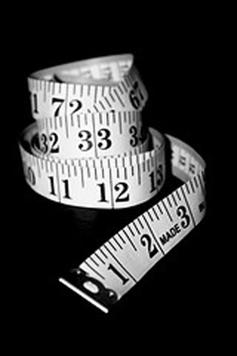 Measure around the fullest part of your bust for an accurate size.