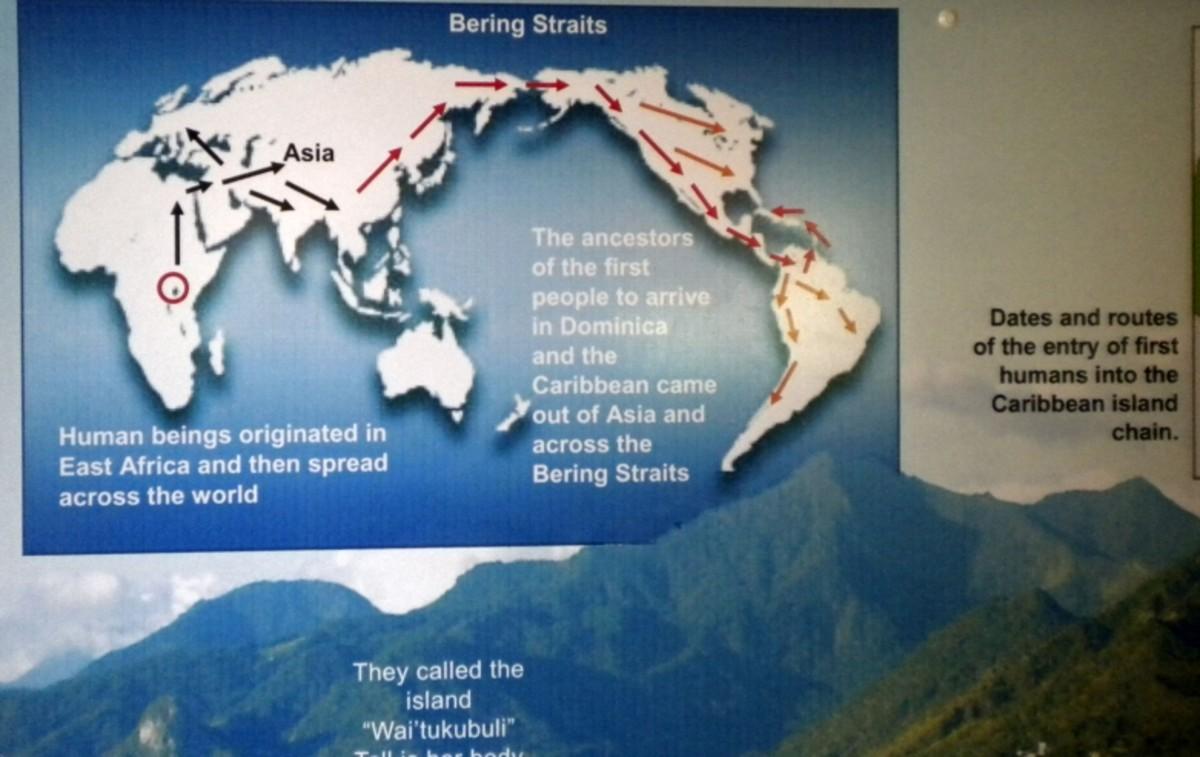 Dominica Carib People: Kalinago War and Warners