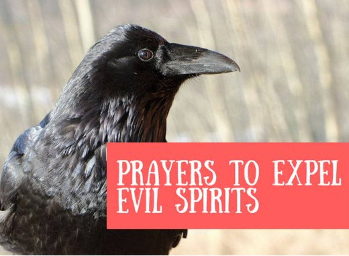 Prayers Against Evil Spirits: Serpents, Lions, Birds, and Flies