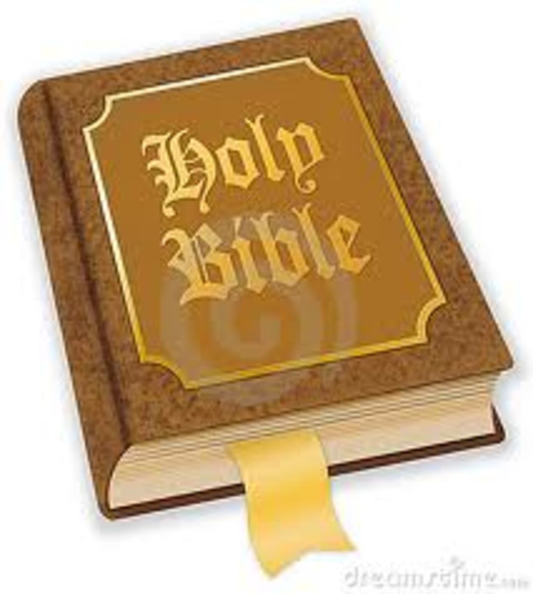 Summary of Old Testament Bible Books   HubPages