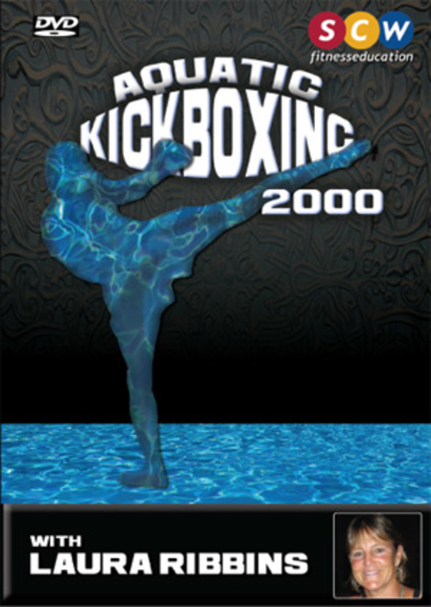 Aquatic Kickboxing by SCW Fitness