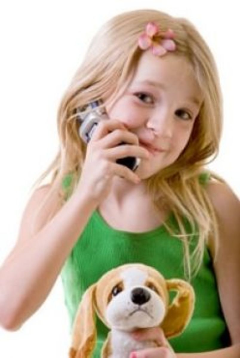 Does Your Child Have a Cell Phone? Be Careful!