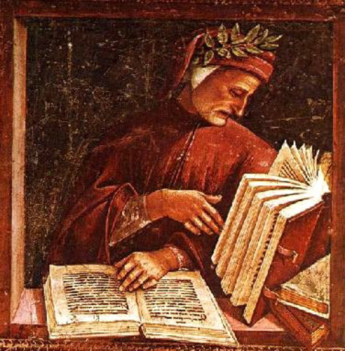 a biography of dante alighieri and influential poet in early literature Dante alighieri florenz 1265 - ravenna 1321 dante alighieri was born in  florence in 1265 dante is definitely one of the most important italian poets and  one.