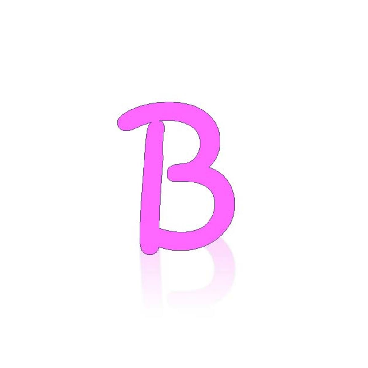 Acrostic Name Poems for Girls Names Starting with B