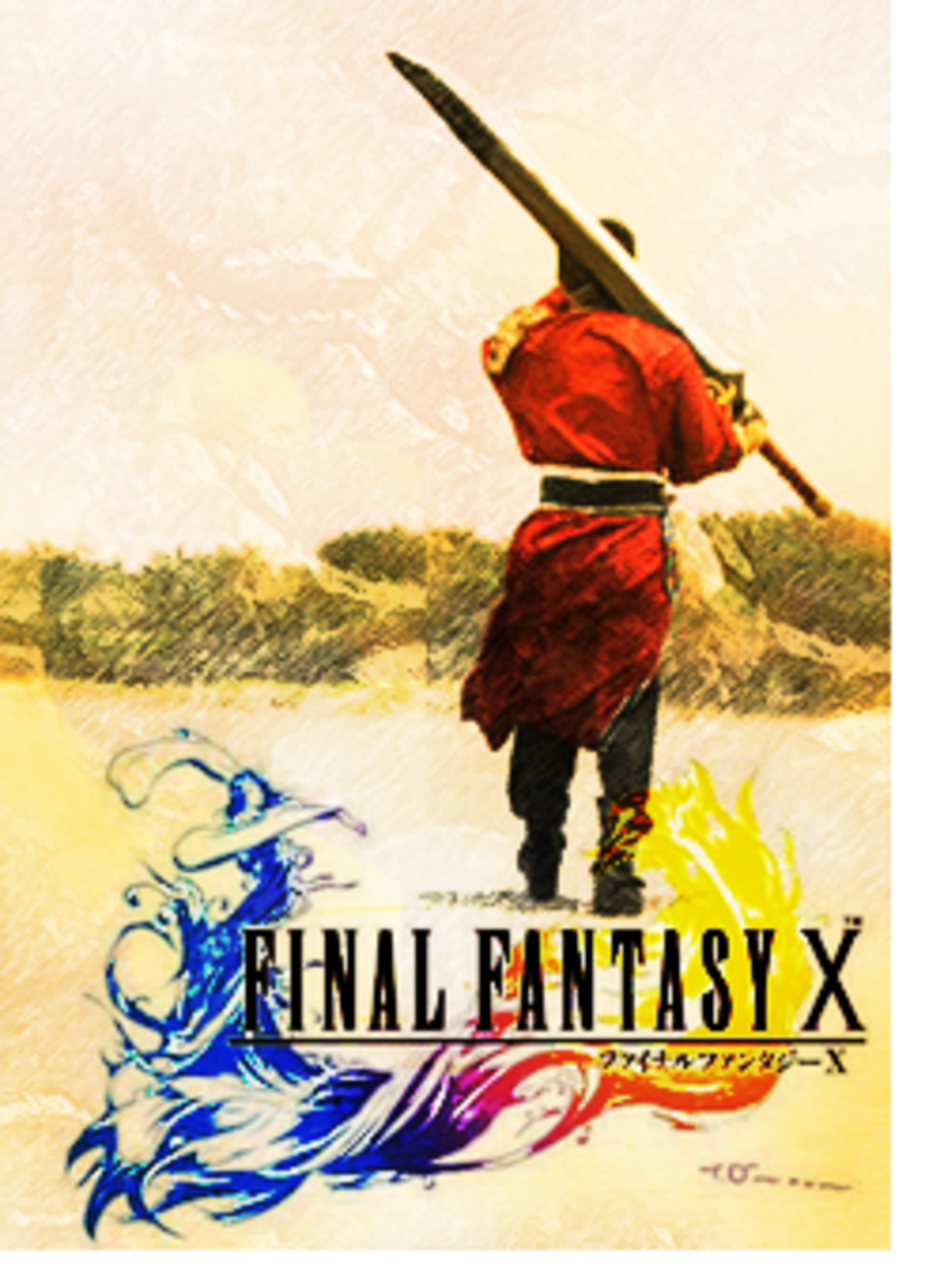 FFX Auron: The Fan's Ultimate Guide | HubPages