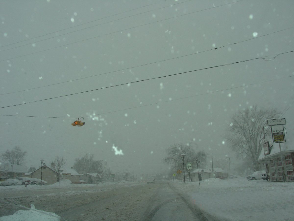 Winter Safety Tips: Facing Winter Head-On