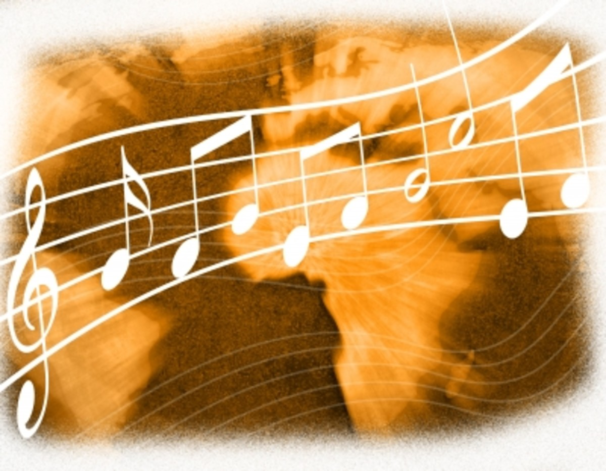 It is through the knowledge of musical terms that the musician expresses himself and touches the listener.