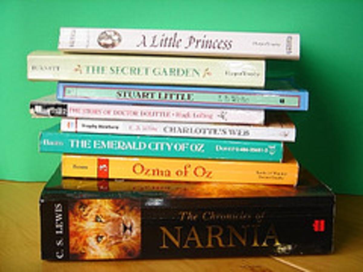 Stack of Favorite Living Books
