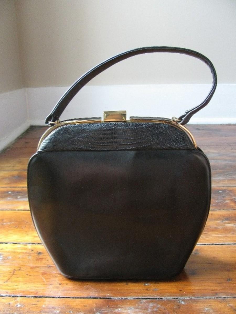 Choice #2 Vintage 50s handbag for sale on etsy.com