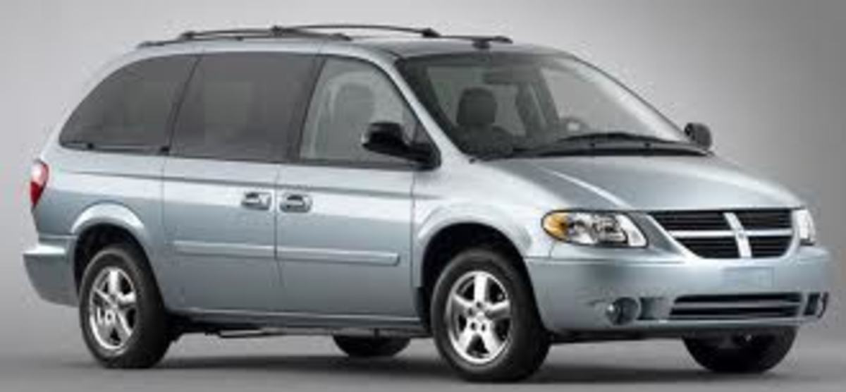 Our 2005 Dodge Caravan SE to be traded in on a new/ used  vehicle