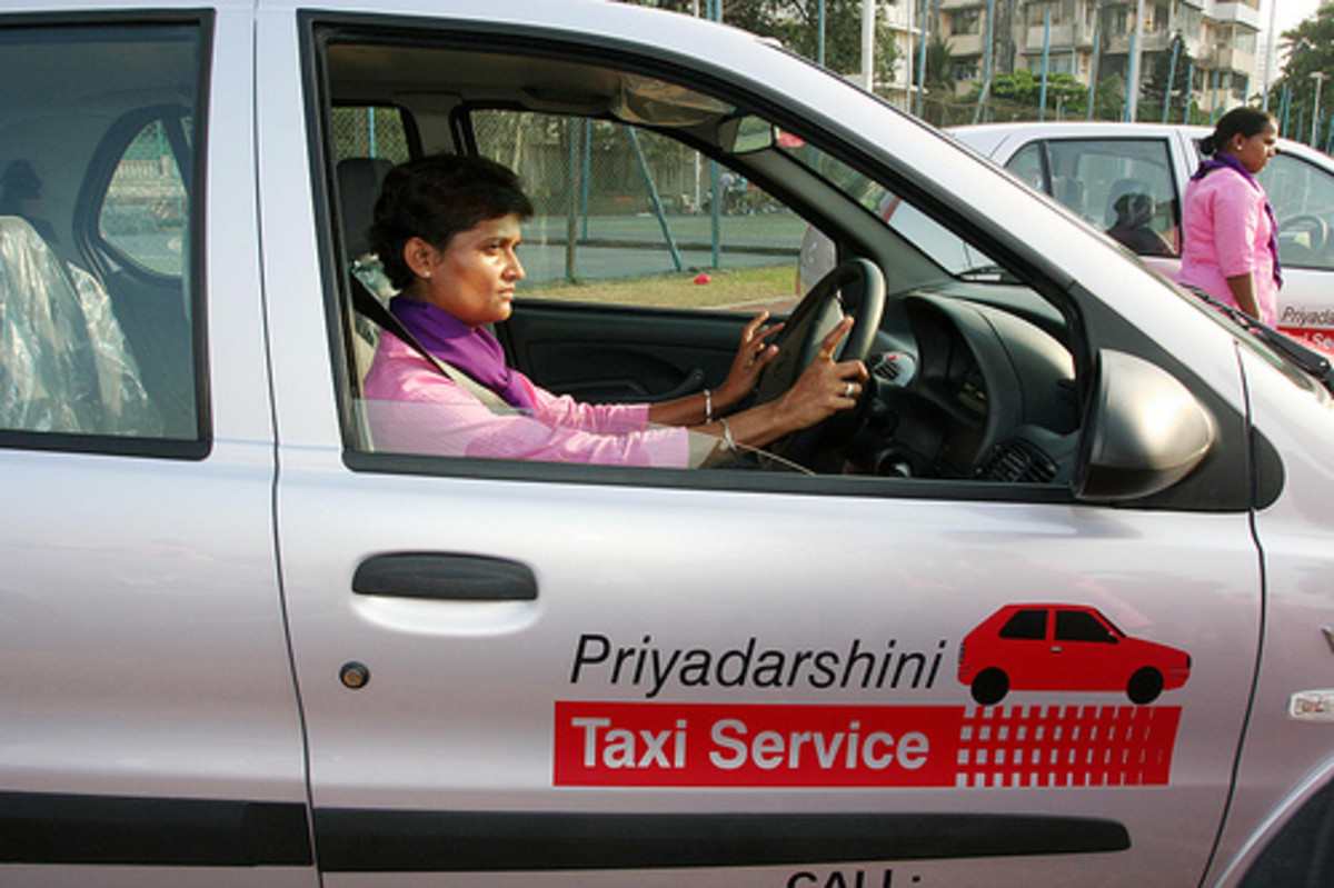 Priyadarshini Taxi Service - By women for women