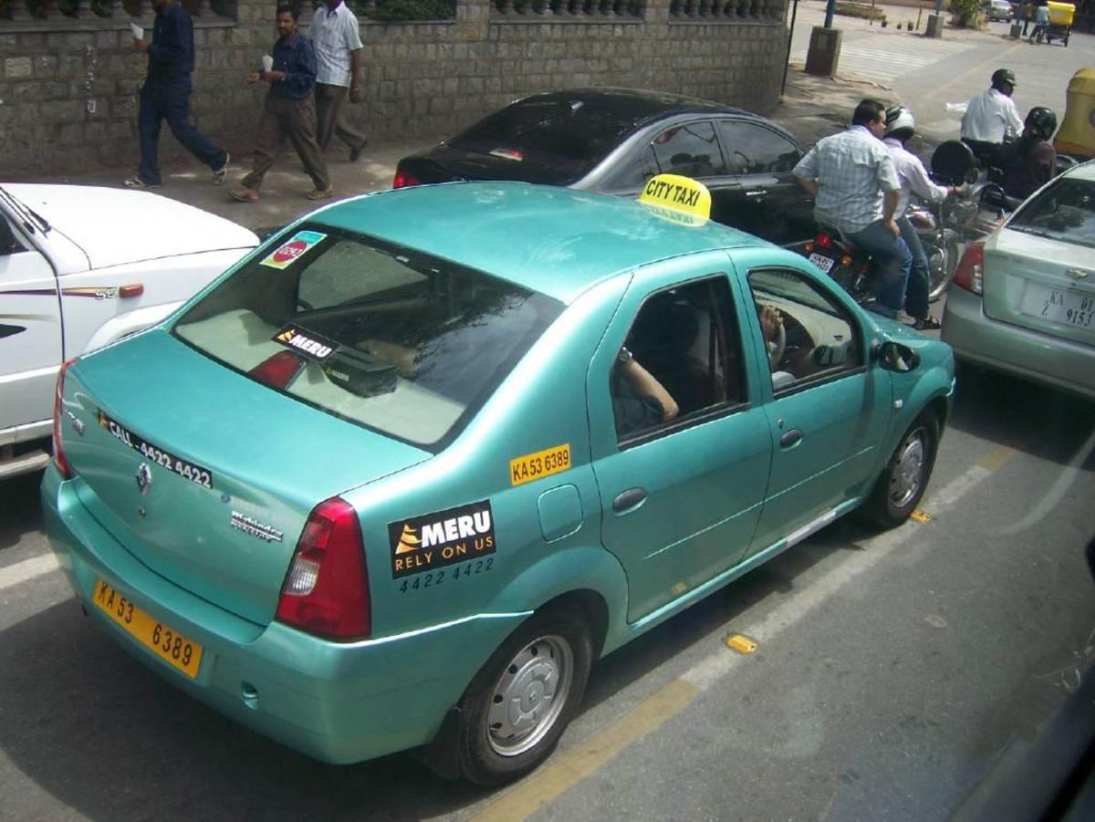 Meru Cabs (Private Call Taxi)
