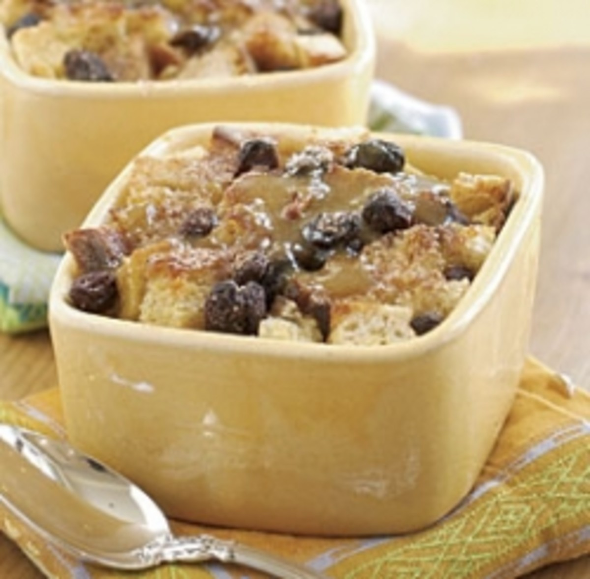 Bread And Butter Pudding, Simple  Plus Variations