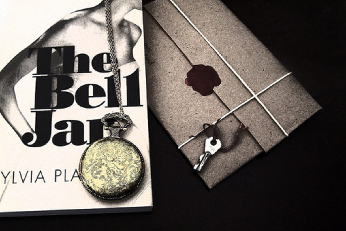 Bell Jar - one of my fave books ever