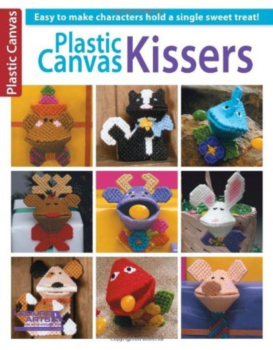 Beaver Treat Holder-Plastic Canvas Pattern-PDF Download